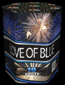 Салют SB19-02 LOVE OF BLUE