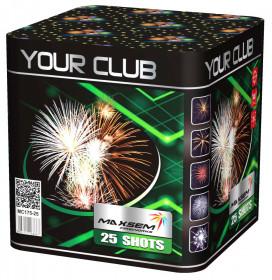 Салют MC175-25 YOUR CLUB