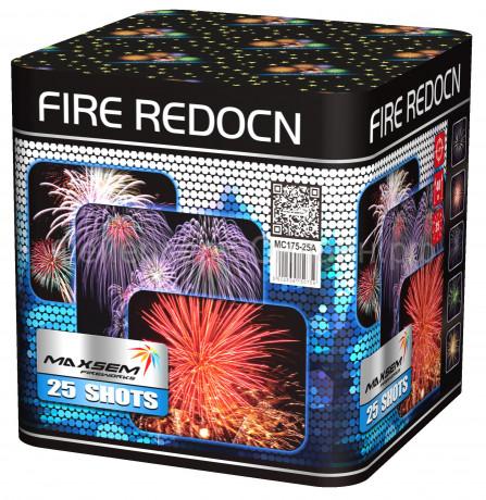 Салют MC175-25A FIRE REDOCN