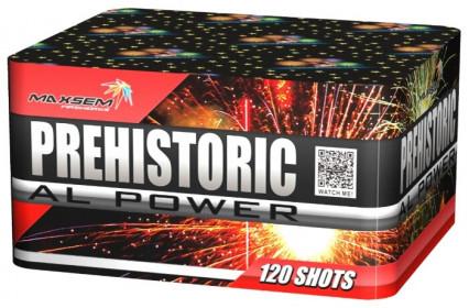 Салют SB120-01 PREHISTORIC AL POWER