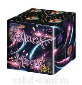 Салют MC150-25 BLACK MAGIC