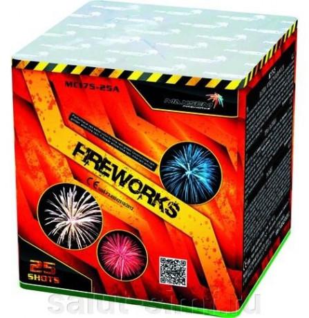 Салют МС175-25А FIREWORKS