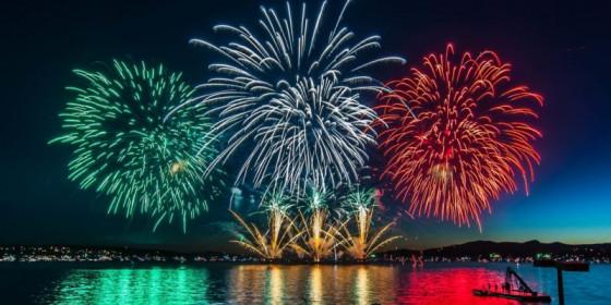 Фейерверки в Крыму с доставкой — яркий финал вашего торжества